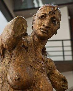 Javier Marin Sculpture - Photo by Jimena Oliver
