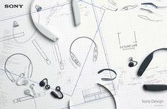 Sony Japan | Sony Design | Works: Gallery - Wallpaper - グラフィックギャラリー&壁紙ダウンロード
