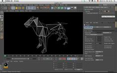 Quick Tip 38: How to create a Wireframe Render with a simple Texture in Best of C4D Tutorials. on Vimeo