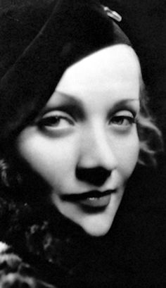 """""""If there is a supreme being, he's crazy.""""  - Marlene Dietrich"""