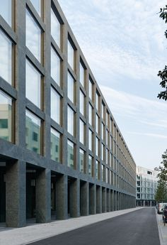 Richtiring office building by Max Dudler
