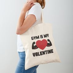 Printed Tote Bags, Cotton Tote Bags, Reusable Tote Bags, Large Bags, Small Bags, Medium Bags, Be My Valentine, Cute Designs, Chiffon Tops
