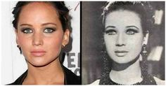 Celebrities and Their Historical Twins That'll Give You Chills