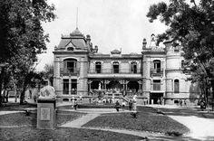 Colegio Williams en Mixcoac, antigua casa de Limantour.