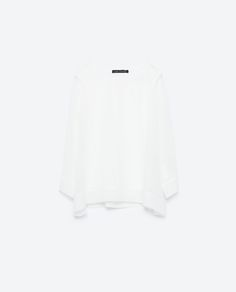 KIMONO SLEEVE TOP-View all-TOPS-WOMAN-COLLECTION AW16 | ZARA United States