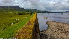 Llyn Trawsfynydd, and power stations,Gwynedd,Wales,UK. | by Welsh Photographs