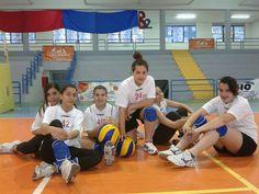 Le volley girls nocigliesi della Under 14 femminile 2012/2013.