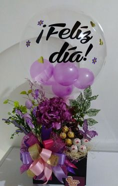 ornament for celebration – love Balloon Lanterns, Balloon Flowers, Balloon Bouquet, Balloon Decorations, Mother's Day Bouquet, Candy Bouquet, Chocolate Flowers Bouquet, Celebration Love, Birthday Basket
