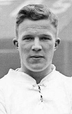 Reg Harrison, Derby County  FA Cup Winner 1946. ⚽