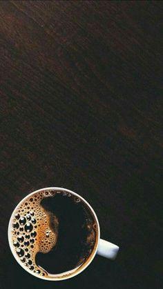 Coffee Cafe Modern - Coffee Art Artwork - - Black Coffee In Bed I Love Coffee, Black Coffee, Coffee Cafe, Coffee Drinks, Coffee Shops, Coffee Milk, Coffee Wallpaper Iphone, Coffee Wallpapers, Coffee Lovers
