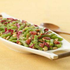 Tuscan Green Bean Salad