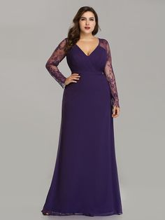 e4f0d7ac03 81 Best Plus Size Dresses | Ever-Pretty images in 2019