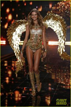 Behati Prinsloo Victoria's Secret Fashion Show 2014
