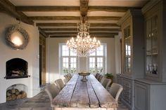 Oude hoeve wordt luxueus landhuis
