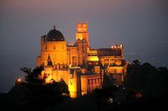 Palácio Nacional da Pena, Sintra, Lisboa, Portugal