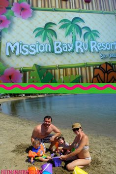 Looking for a place to stay for the weekend in San Diego? See my Ultimate Guide to Rving at Mission Bay RV Resort.