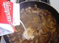 Mushroom Gravy - so yummy, made this for Christmas dinner with the toast, so so so good!!!