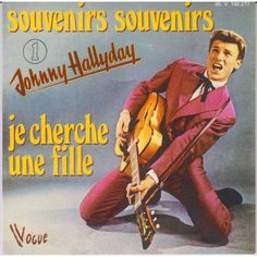 Souvenirs, souvenirs Johnny Hallyday