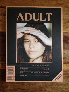 Adult Magazine - Volume 1