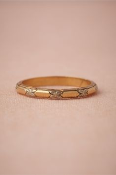 Summer Plume Ring in SHOP Shoes & Accessories Jewelry Rings at BHLDN