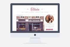 Tilala - Feminine Wordpress by PanKogut on @creativemarket