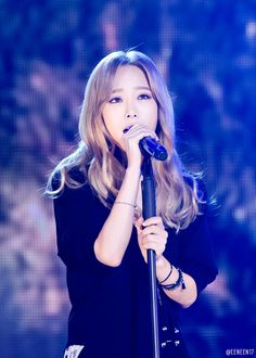 Taeyeon, She has a voice like an angel!