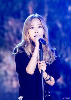 Taeyeon, She has a voice like an angel!