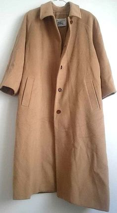 89a4a0457a66 Vintage Burberry coat for Women SIZE 48cm 37,3 4 inch   Clothing. eBay