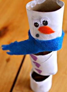 Build a Snowman Craft
