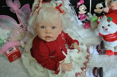 Reborn Toddler Tippi by Linda Murray now Baby Holly