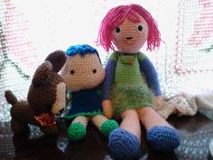 Dolls i have made