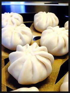 Thai Foods And Bakery's: ซาลาเปา 3สูตร พร้อมสูตรไส้