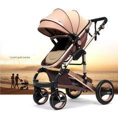 Luxury Baby Carriage Kinderwagen Infant Car Stokke Pram Baby Stroller Pushchair #Belecoo