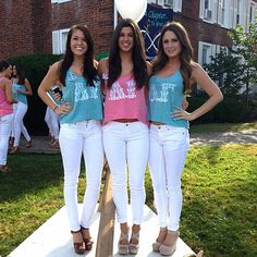 Adorable recruitment outfits!