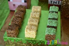 Minecraft Birthday Party Birthday Party Ideas | Photo 9 of 31