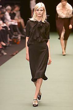 Dries Van Noten | Fall 2000 Ready-to-Wear Collection | Style.com