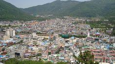 Chinhae, Korea                                             Home from 1985-1989