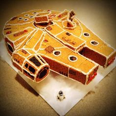 The Most Delicious Hunk of Junk in the Galaxy
