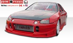93-97 Honda Del Sol Duraflex Buddy Full Body Kit