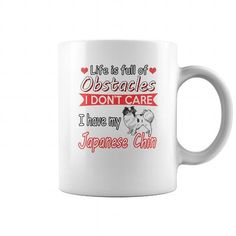 Japanese Chin Coffee Mugs T-Shirts, Hoodies ==►► Click Image to Shopping NOW!