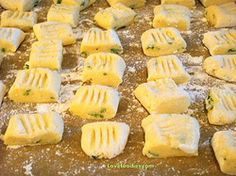 How To Make Easy Gnocchi - Versatile, budget & freezer friendly and YOU choose what flavours you like, Really delicious! Lovefoodies