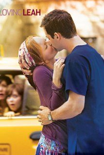 Loving Leah (2009) - Romantic Drama with Lauren Ambrose and Adam Kaufman.                                    A touching love story revolving around the unexpected wedding and unconventional married life of a 26-year-old widow and her late husband's brother, a handsome 30-year-old cardiologist.