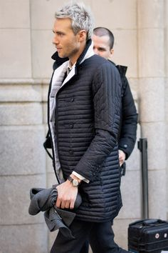 The Best Dressed Men of New York Fashion Week menswear, men's fashion and style