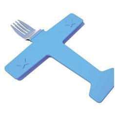airplane fork!  Fred and Friends Air Fork One