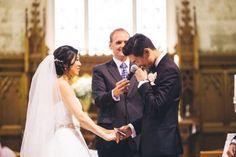 Esse pedido de casamento com cartas de amor durou três anos