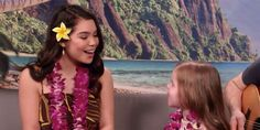 This Adorable 4-Year-Old Sang the Most Incredible Duet With The Star of 'Moana' - Facebook
