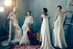 Oliphant backdrop photographer Norman Jean Roy Set Design Mary Howard Studio, Vogue February 2013