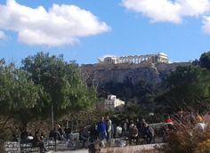 thiseio athens greece