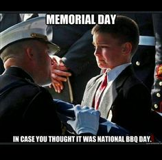 :-) Thank God for the troops who gave their life for the protection and freedom of our country.