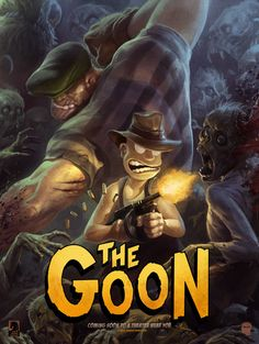 """The Goon"" Movie... let's KICKSTART this sucker!!! by Blur Studio — Kickstarter"